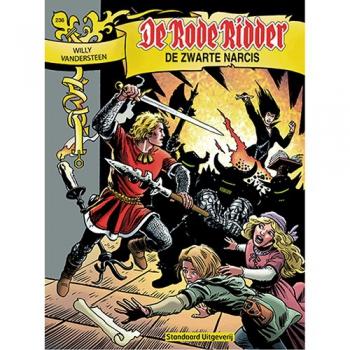 De Rode Ridder 236 - De zwarte narcis