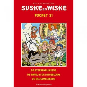 Suske en Wiske - Pocket nr.31