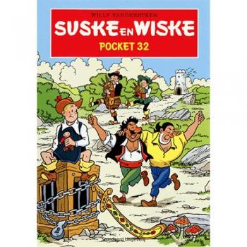 Suske en Wiske - Pocket nr.32
