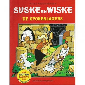 Suske en Wiske - De spokenjagers (musical special)