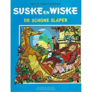 Suske en Wiske - De schone slaper (fanclub)