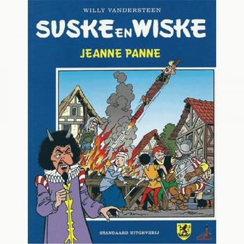Suske en Wiske - Jeanne Panne (Nieuwpoort)