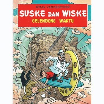 Suske en Wiske - Indonesisch: Gelendong Waktu