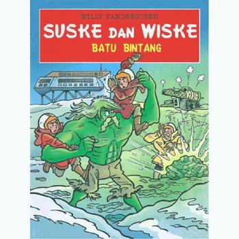 Suske en Wiske - Indonesisch: Batu Bintang