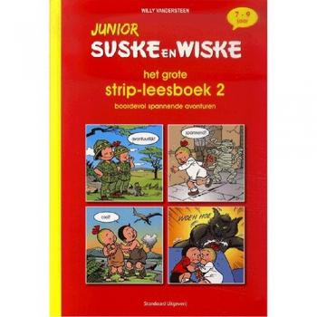 Junior Suske en Wiske - Het grote strip-leesboek 2