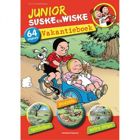 Junior Suske en Wiske - Vakantieboek 2013
