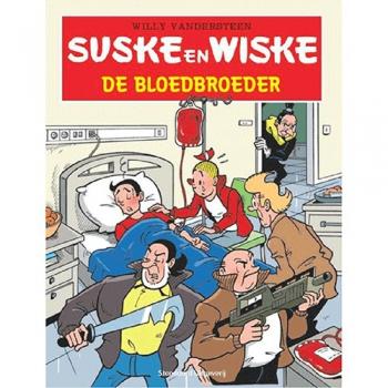 Suske en Wiske - De bloedbroeder (VL - Rode Kruis)