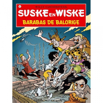 Suske en Wiske 323 - Barabas de Balorige