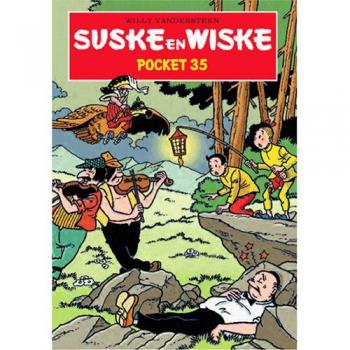 Suske en Wiske - Pocket nr.35