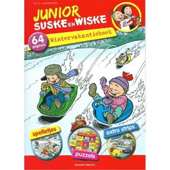 Junior Suske en Wiske - Wintervakantieboek 2013