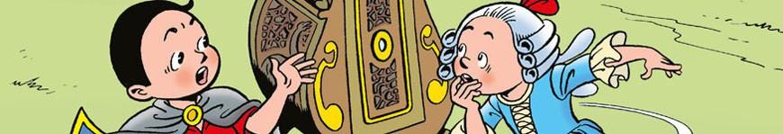 Junior Suske en Wiske stripboeken