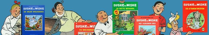 Suske en Wiske stripmarkt